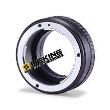 Shift Lens adapter ring for Olympus OM mount lens to Sony NEX-7 NEX-6 NEX-5