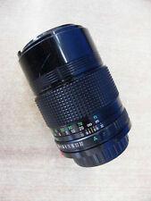 OBIETTIVO FOTOGRAFICO CANON FD 135 mm 1:2.8 + PARALUCE