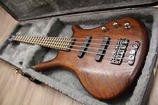 Warwick Pro Series Corvette Standard 4 Strings Electric Bass (Hard Case)