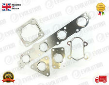 FORD TRANSIT 2.4D MK7 TURBO CHARGER / EXHAUST MANIFOLD / PIPE GASKET KIT