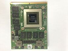 For Dell M6700 M6800 NVidia Quadro K3000m MXM 2GB graphics video card X5FFM
