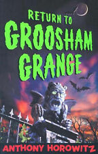 Anthony Horowitz Return to Groosham Grange Very Good Book