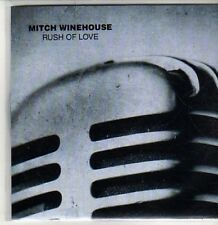 (CS24) Mitch Winehouse, Rush Of Love - 2010 DJ CD