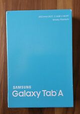 Samsung Galaxy Tab A SM-T350 16GB, Wi-Fi, 8in - Smoky Titanium