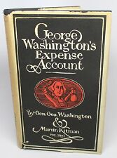 George Washington's Expense Account by Marvin Kitman (1970, HC, 2nd Printing)