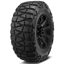 4-NEW 33X12.50R17LT Nitto Mud Grappler 120Q E/10 Ply BSW Tires