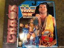 Razor Ramon #2 Purple Variant (WWF Hasbro, 1994 Blue Card) MOC MINT wwe wcw awa