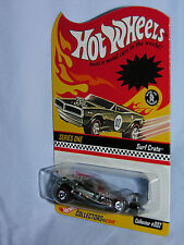 HOT WHEELS SERIES ONE RED LINE CLUB(#002) CHROME SURF CRATE W/RR(#08435/10000)