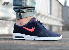 NIKE STEFAN JANOSKI MAX Trainers SB Air - UK 8.5 (EUR 43) - Obsidian / Hot Lava
