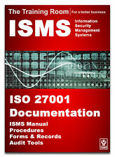 ISO 27001:2013 ISO 27002:2013 ISMS Documentation Toolkit (RMADS)