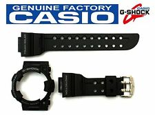 CASIO G-Shock Frogman GWF-1000 G-Shock Black BAND & (Upper) BEZEL Combo GF-1000