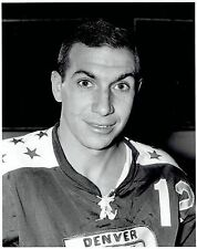 1964 Vintage Photo WHL Denver Invaders ice hockey player forward Gary Jarrett