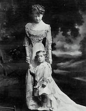 Marchioness Of Donegall Violet Gertrude Twining With Her Son 1907 Photo Article