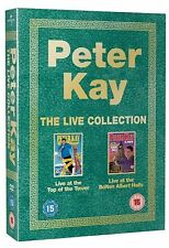 PETER KAY LIVE (2004) COLLECTION BOX SET BRAND NEW AND SEALED UK REGION 2 DVD