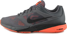 Nike 749170-009 Tri Fusion Run Running Shoes New  Gray Orange Size 8