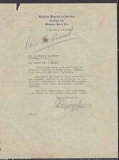 VINTAGE COMMERCIAL LETTER / U. RAMIREZ DE ARELLANO / MAYAGUEZ PUERTO RICO / 1940
