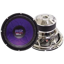 "PYLE PL1590BL Blue Wave Series High-Power Subwoofer (15"")"
