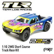TLR 1:10 22SCT 3.0 2WD Electric RC Short Course Truck Race Kit TLR03009