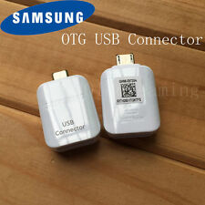 Genuine Connector OTG Adapter For SAMSUNG GALAXY S6 Edge S7 Edge Note 5 4