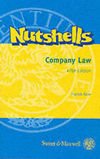 Rose, Francis Company Law (Nutshells) Very Good Book