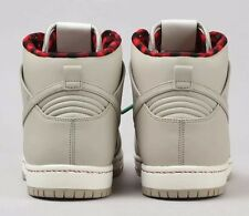 Nike Dunk Ultra Rain PLAID Jacket 9 Sail String Khaki Beige Black Red 845055-201