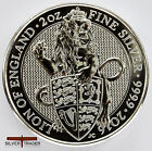 The 2016 Lion of England Queens Beasts 2 ounce bullion coin