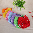 Reusable Baby Infant Nappy Dotted Cloth Washable Diapers Soft Covers Awesome