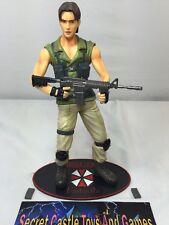 Resident Evil 3 Nemesis CARLOS OLIVEIRA Figure Moby Dick Biohazard Capcom VHTF