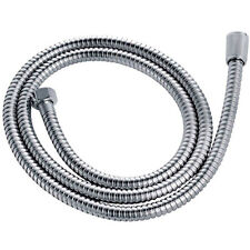 Home Bathroom 1.2M Stainless Steel Handheld Flexible Shower Water Hose