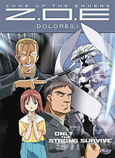 Zone of the Enders (ZOE) - Dolores, i - Only the Strong Survive (Vol. 5) by