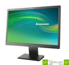 Lenovo ThinkVision 22 Inch Flat LCD HD Widescreen Cheap Computer Monitor 16:10