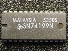 2x SN74199N 8-Bit Shift Register with parallel Inputs/Outputs, Texas Instruments
