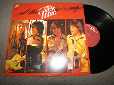 THE GUESS WHO - ALL THIS FOR A SONG - HILLTAK RECORDS LP
