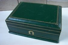 A VINTAGE OMEGA SEAMASTER CHRONOMETER GENTS WRISTWATCH BOX c.1948-52