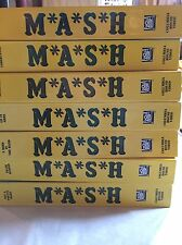 VHS Tapes Set 7 MASH Collection 21 EPISODES  M*A*S*H Columbia House Video Gift