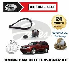 FOR JEEP CHEROKEE DIESEL  2.8 CRD ENS 2007-2013 NEW TIMING CAM BELT KIT COMPLETE