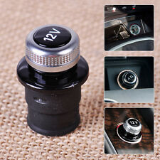 Cigarette Lighter Dummy Cover Socket Plug Chrome 4H0919311 Fit  Audi A4 A6 A8 Q3