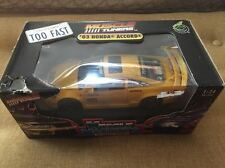 """MUSCLE MACHINES 1:24 MUSCLE TUNERS '03 HONDA ACCORD """"Muscle Machine 1:24 scale M"""