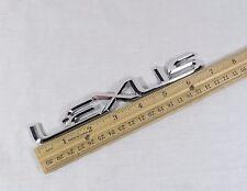 LEXUS ES300 ES330 EMBLEM 02-06 BACK TRUNK OEM CHROME BADGE sign logo symbol name