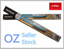 """Pair of Premium Frameless Wiper Blades For Ford Falcon 1998-2009 22""""22"""""""