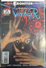 Children of the Voyager #2 VF 1st Print Free UK P&P Marvel Comics