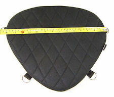Motorcycle Driver Seat Gel Pad Cushion for Harley Davidson Dyna Super Glide New