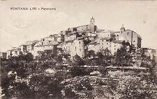#FONTANA LIRI: PANORAMA
