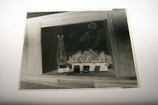 #1653 PHOTO NEGATIVE - FASHION - LYCRA - SUPPORT PANTYHOSE