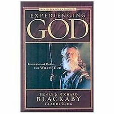 Experiencing God Revised and Expanded (Christain Softcover Originals)-ExLibrary