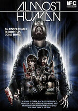 Almost Human (DVD, 2014) * NEW *