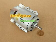 1pcs DC120V 10500rpm 200W spindle motor Front ball bearing High Power