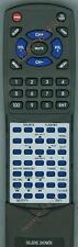 Replacement Remote for ZENITH SMS2504EW, SJ2772BG, SM2771S, SL2771BG