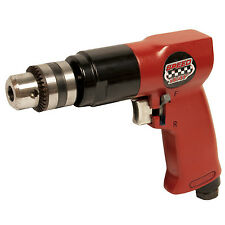 Speedway 3/8-inch Reversible Power Air Drill Pneumatic MPN/Model 7621