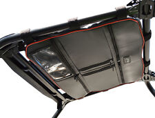 NEW! PRP Seats Overhead Storage Bag for Polaris RZR XP 1000, Black w/ Red Piping